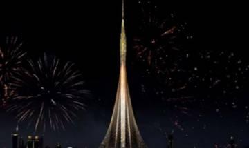 Construction of world's tallest building begins in Dubai