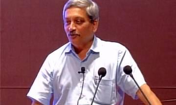 Don't mind sharing but major credit for surgical strikes goes to PM Narendra Modi, says Manohar Parrikar