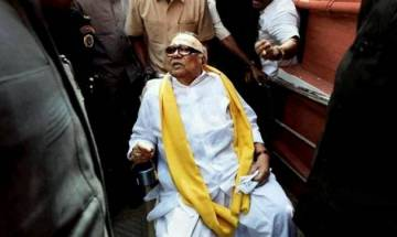 DMK chief Karunanidhi terms portfolio allocation on Tamil Nadu CM Jayalalitha's advise as 'surprising'