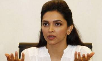 Deepika Padukone gets emotional while talking about her depression on World Mental Health Day