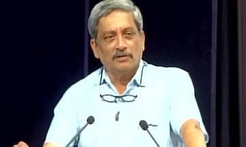 No surgical strike conducted by Indian armed forces earlier anytime, says Defence Minister Manohar Parrikar