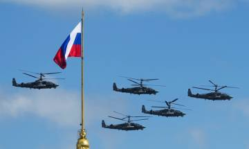 India, Russia expected to sign a complex agreement to produce 200 Kamov 226T helicopters domestically