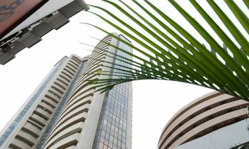 Sensex plunges over 265 plans post US Federal Reserve's indication of interest rate hikes
