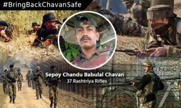 Bring back sepoy Chavan safe: Pak DGMO acknowledges Indian Army Jawan Chandu Chavan is in their custody