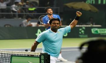 Leander Paes and his German partner Andre Begemann enter semis of Tashkent ATP Challenger