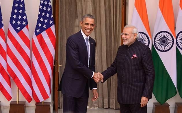 Barack Obama and Narendra Modi (Pic: Getty)