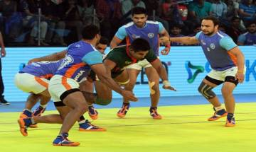 2016 Kabbadi World Cup: India crush Argentina by a huge margin, inch closer to semi-final berth