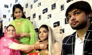 Olympic medallist Sakshi Malik engaged to Satyawart Kadian
