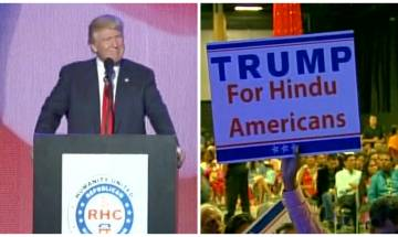 Watch: Big fan of Hindu and India, If elected, Indian and Hindu community would have a true friend at the White House, says Trump