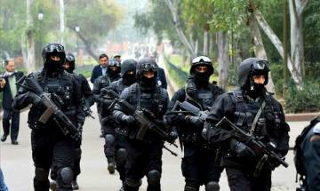 NSG on stand-by in lieu of possible terror attack during festival season