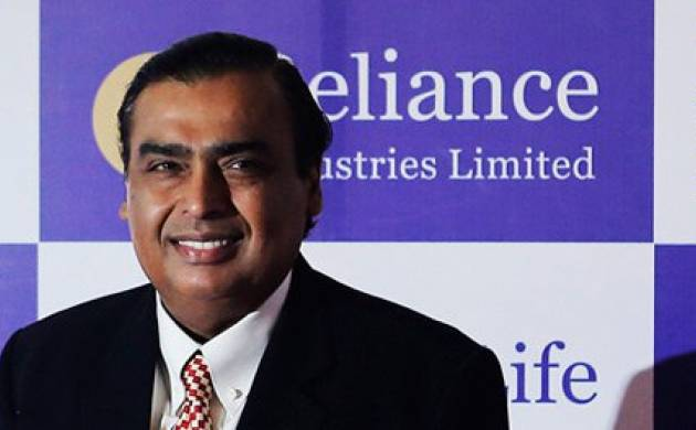 Reliance Industries chairman Mukesh Ambani (File Photo)