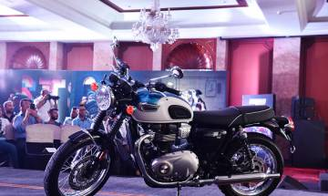 Triumph introduces all-new Bonneville T100 superbike in India; Priced Rs 7.78 lakh