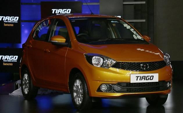Tata Motors Tiago - File Photo (Getty)