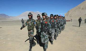 J&K: Indian, Chinese armies hold joint army exercise for disaster management in Ladakh