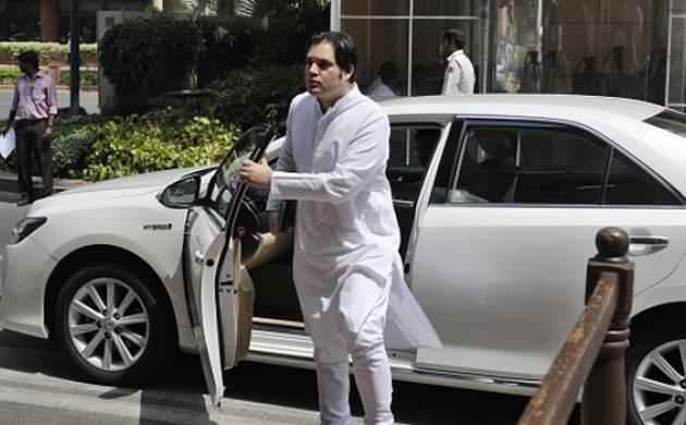 Varun Gandhi (Source Getty Images)