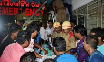 Odisha SUM hospital fire tragedy: CM Naveen Patnaik accepts Health Minister Atanu Sabyasachi Nayak's resignation