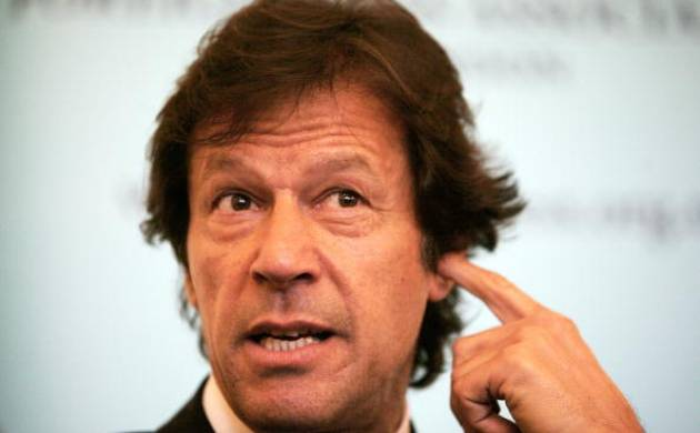 Cricketer-turned-politician Imran Khan (Getty Images)