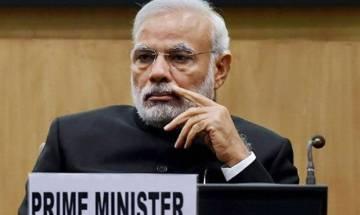 Prime Minister Narendra Modi warns of surgical strike against black money, corruption