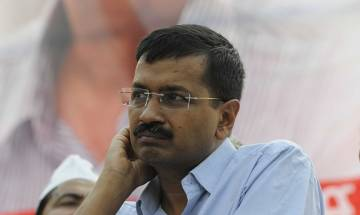 'BJP will ruin this country': Kejriwal targets Fadnavis over his meditor's role in ADHM row