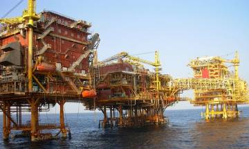 ONGC shares rise up to 5 percent amid bonus issue plans