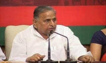 Yadav family feud: Key takeaways from SP chief Mulayam Singh Yadav's address