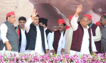 Samajwadi Party expels 10 Akhilesh supporters for shouting slogans against Shivpal Yadav