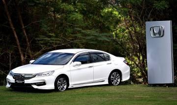 Honda Motors launches flagship 'Accord Hybrid' model in India