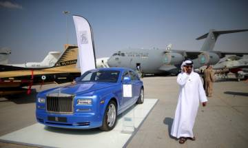 Rolls-Royce belonging to Indian fined for parking in disabled parking space in Dubai