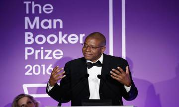 Paul Beatty becomes first American author to win Man Booker Prize for satire 'The Sellout'