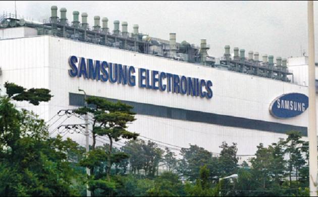 Samsung Electronics - File Photo