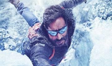 Shivaay aims too high: falls on basics, fails to impress