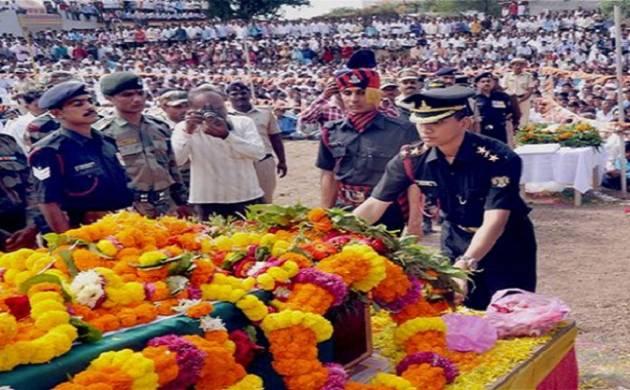 Army pays rich tributes to jawan Rifleman Sandeep Singh Rawat ( Representative image)