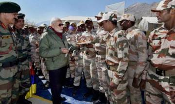 First installment of Rs 5,500 cr paid for implementing OROP, says PM Modi