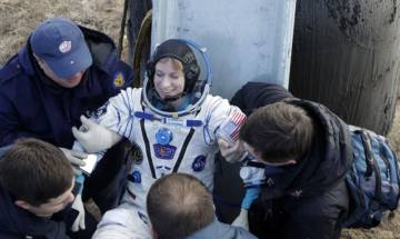 ISS astronauts returns back to Earth after 115 day mission, including Kate Rubins, 1st person to sequence DNA in space