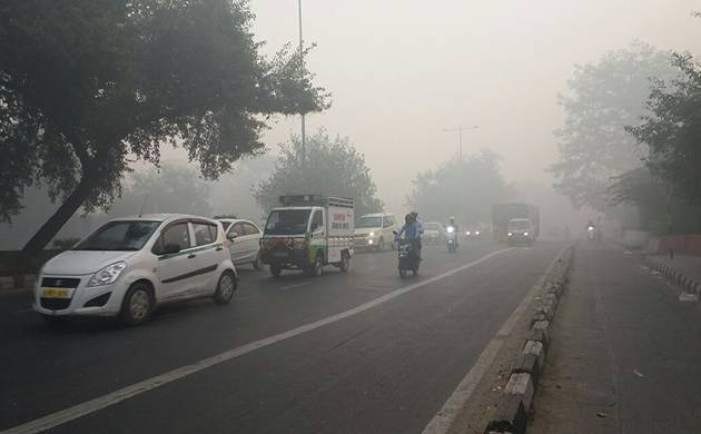 On Diwali, crackers send Delhi's air quality plunging to 'severe' category( Newsnation Photo)