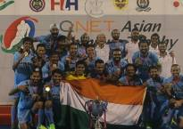 Nation lauds 'Blue Shirts' win over 'Green and Whites' in Asian Champions Trophy title clash