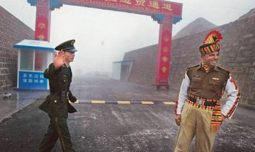 Sino-Indian troops vow to improve relations at functional level along LAC