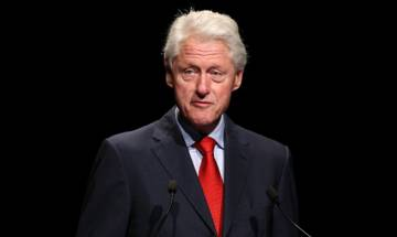 FBI releases docs from 2001 investigation of Bill Clinton's pardon financier Marc Rich, just a week before US elections