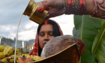 2016 Chhath Puja: Check out date, vidhi and shubh muhurat for the mahaparv