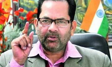 OROP suicide row: Rahul Gandhi enacting drama, should answer on 40-year OROP delay: Mukhtar Abbas Naqvi