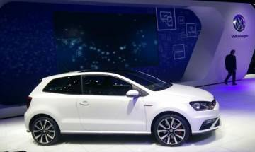 Volkswagen commences bookings for sports hatchback GTI Polo in India