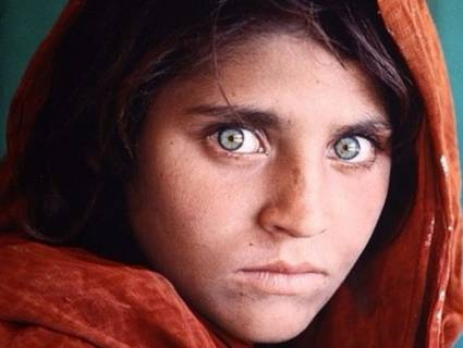 National Geographic's famous 'Afghan girl' to be deported