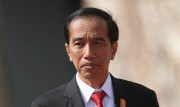 Indonesian President Joko Widodo cancels Australia trip after massive rally in the capital