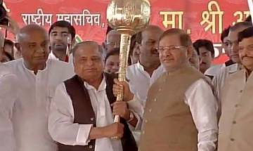 Top news at 1pm on Nov 5: Mulayam mobilises 'Samajwadi Parivar' in show of strength and more