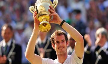 Britain's tennis ace Andy Murray dethrones Novak Djokovic as World No.1