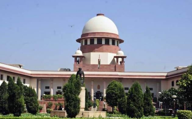 File photo of Supreme Court of India