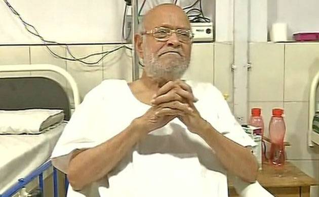 Mahatma Gandhi's grandson and ex-NASA scientist, Kanu Ramdas Gandhi dead (File Photo Kanu Gandhi)