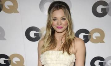 Big Bang Theory scene with Kaley Cuoco and Johnny Galecki banned