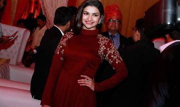 'Rock On 2' actress Prachi Desai rubbishes reports of being upset with the film's makers