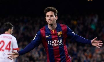 Lionel Messi reaches yet another career milestone, nets 500th goal for Barcelona